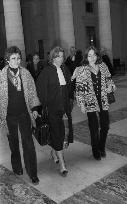 LCND Gisèle Halimi procès de Bobigny